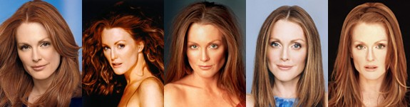 Julianne Moore Photo Collage Pics