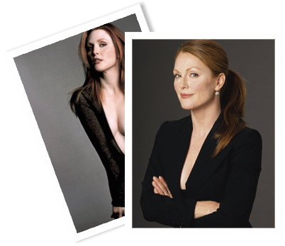 Julianne Moore filmography